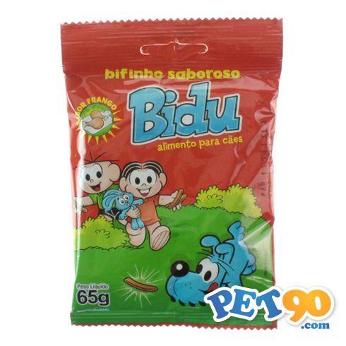 Bidu Bifinho Cão Frango - 65gr