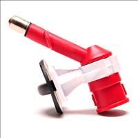 Bico Bebedouro Automático de Bilha American Pets - Vermelho