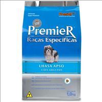 Ração Premier Pet Raças Específicas Lhasa Apso Adulto - 1 Kg