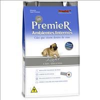 Ração Premier Pet Ambientes Internos Cães Adultos Light - 12kg