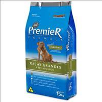 Ração Premier Formula Carne de Cordeiro para Cães Adultos de Raças Grandes e Gigantes - 15 Kg