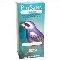 PiuSana Ferro - 20ml