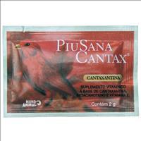 PiuSana Cantax Sachê - 2gr