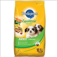 Ração Pedigree Equilíbrio Natural Junior para Cães Filhotes - 10,1kg