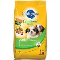 Ração Pedigree Equilíbrio Natural Junior para Cães Filhotes - 1kg