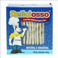 Osso Deliciosso Palito Fino - 450gr