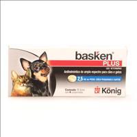 Basken Plus - 4 comprimidos