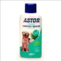 Shampoo Astor de Coco para Cães - 500ml