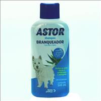 Shampoo Azul Astor Branqueador para Cães - 500ml