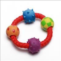 Brinquedo Anel com Texturas