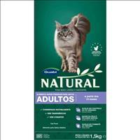 Ração Natural Gatos Adultos - 3kg