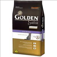 Ração Golden Gatos Adultos Salmão - 3kg