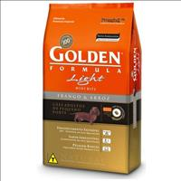 Ração Premier Golden Formula Cães Adultos Light Mini Bits Frango e Arroz - 3kg