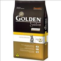 Ração Golden Gatos Adultos Frango - 10,1kg