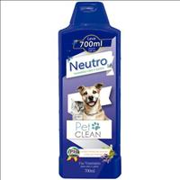 Shampoo Pet Clean Neutro para Cães e Gatos - 700ml