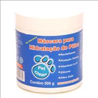 Mascara para Hidratação com Silicone Pet Clean - 500 ml
