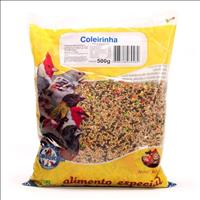 Coleirinha Mistura Balanceada de Sementes Zootekna - 500gr