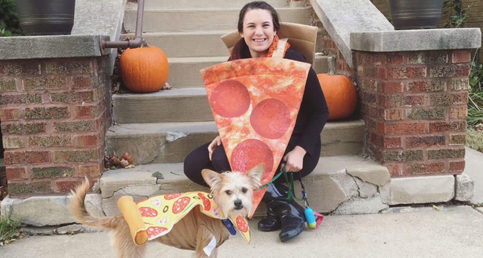 matching pet costumes
