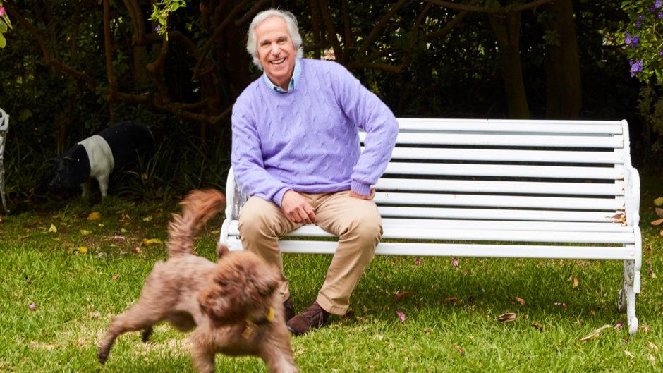 henry winkler dogs