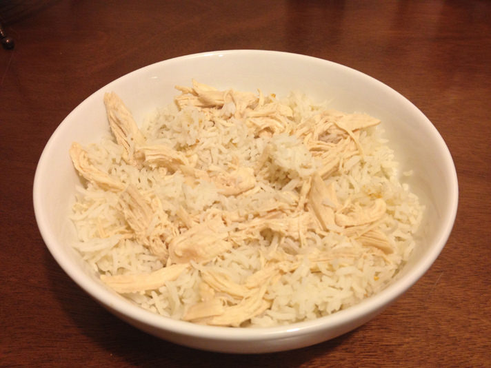 Recipe for Dogs: Chicken and Rice