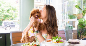 Dog-friendly restaurants in NYC