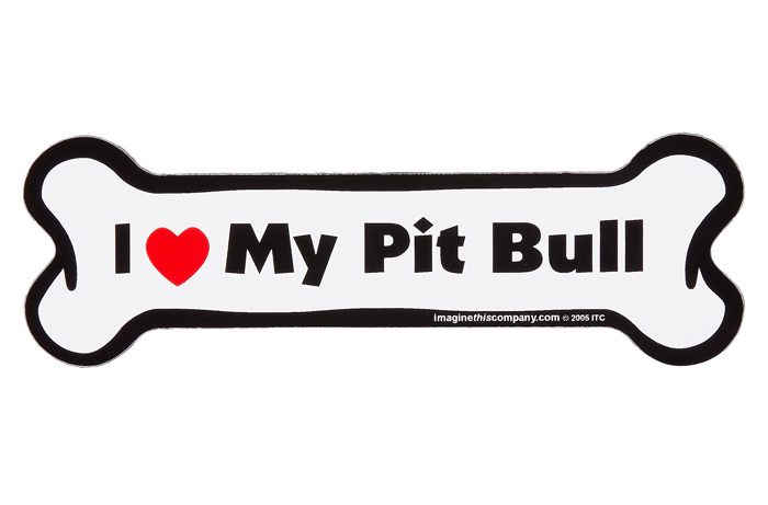 Pit bull gifts