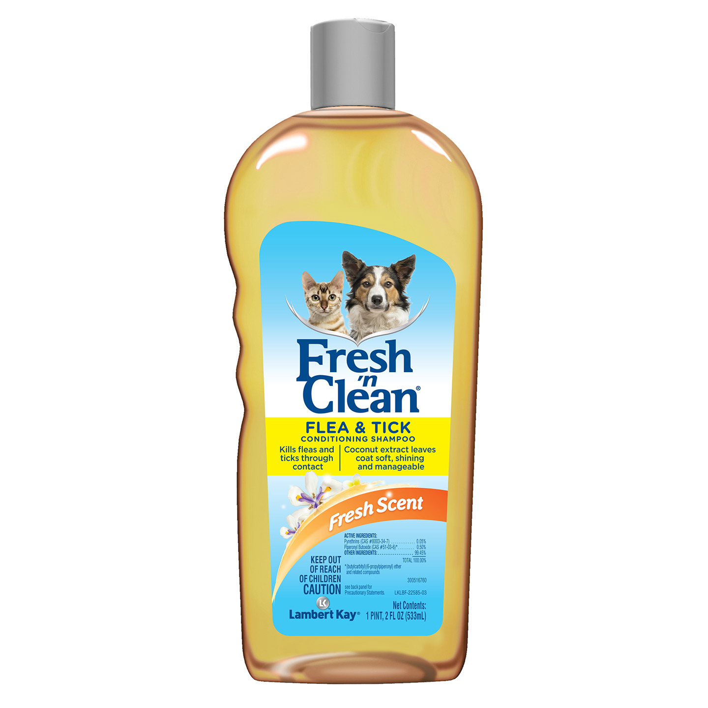 Flea Shampoo for Cats