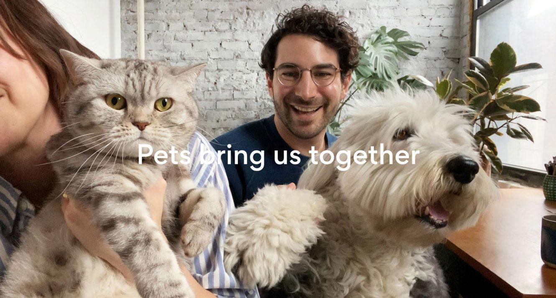 Pets bring us together