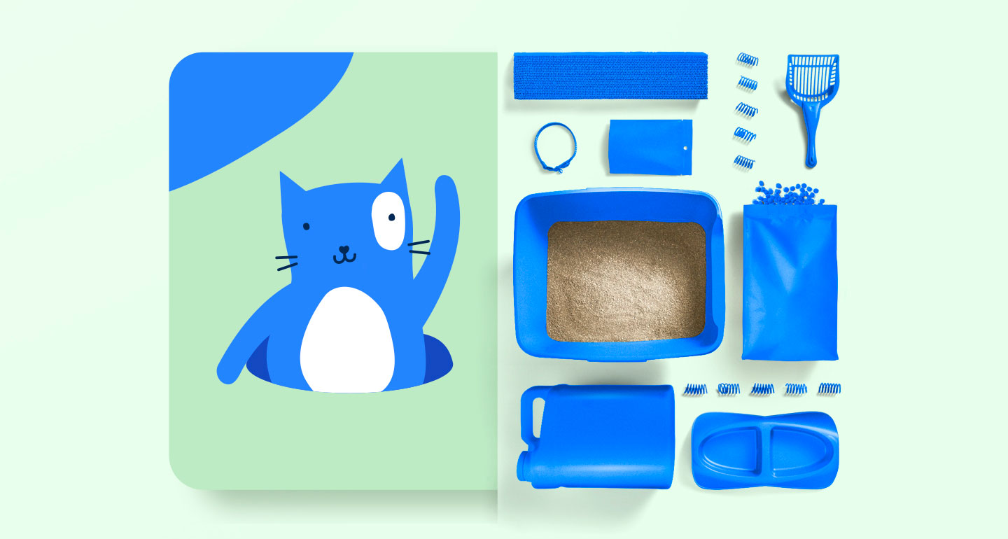Chewy gift card - new cat owner supplies