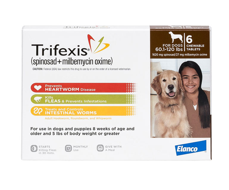 Trifexis Chewable Tablets