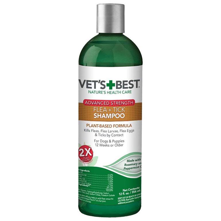 Vet's Best Advanced Strength Shampoo