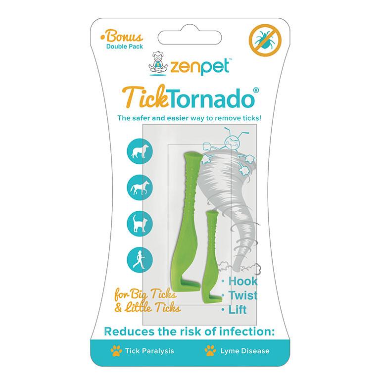 ZenPet Tick Tornado Tick Removal Tool