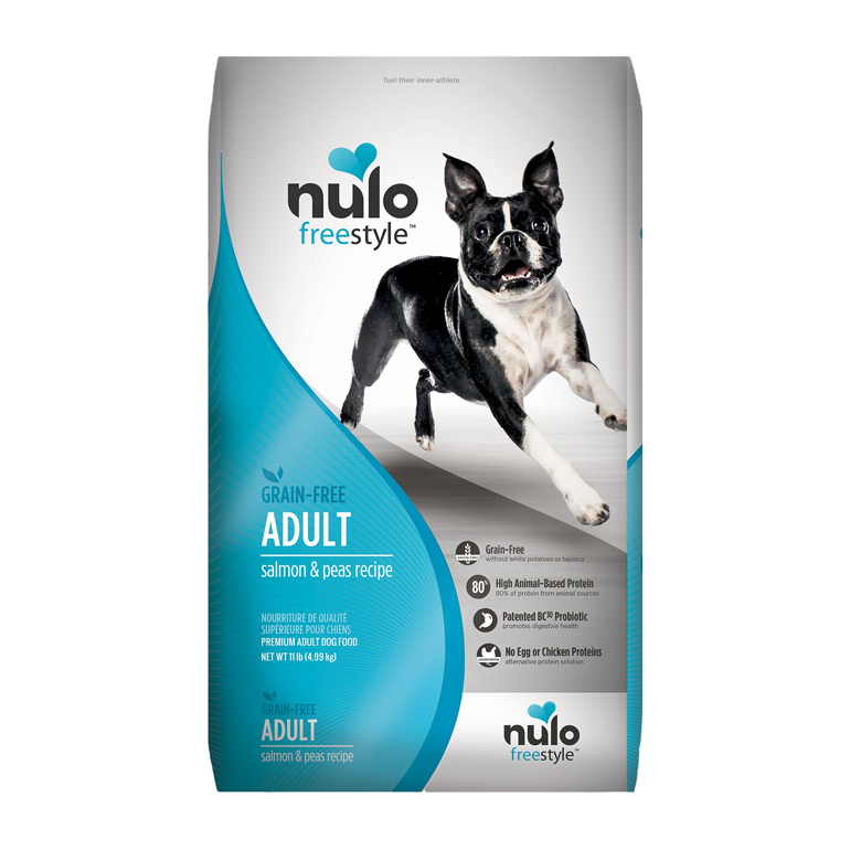 Nulo Freestyle Salmon & Peas Grain-Free Dry Dog Food