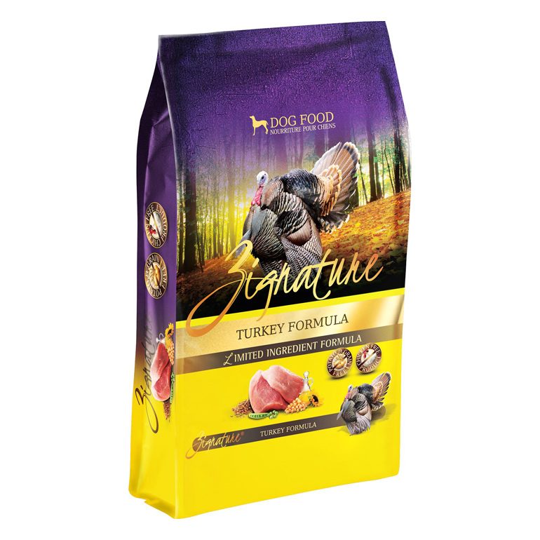 Zignature Turkey Limited Ingredient Grain-Free Dry Dog Food
