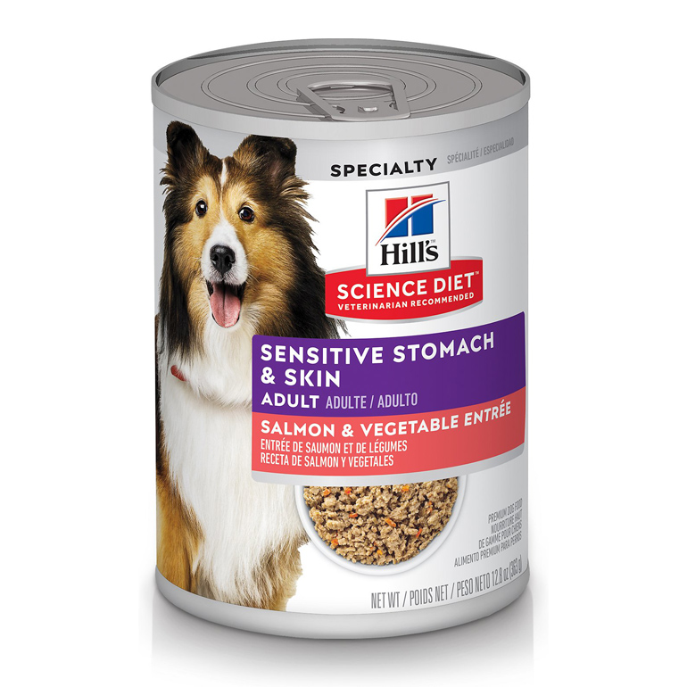 Hill's Science Diet Sensitive Stomach & Skin Grain-Free Canned Dog Food