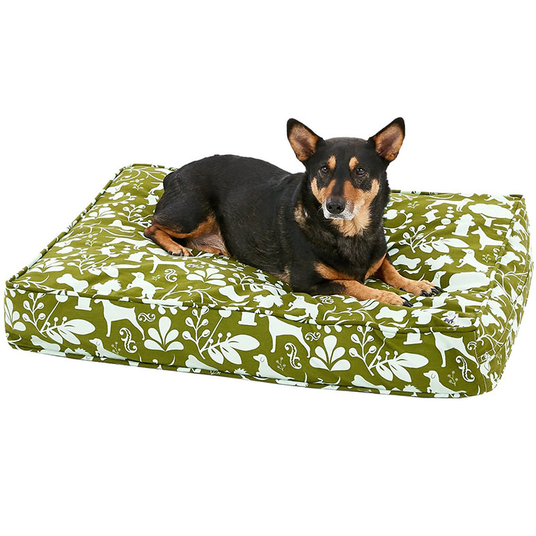 dog bed duvet cover