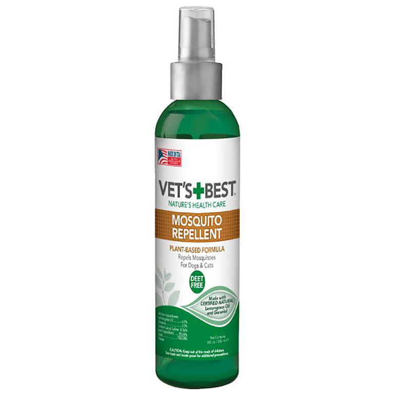 Vet's Best Natural Mosquito Repellent Spray