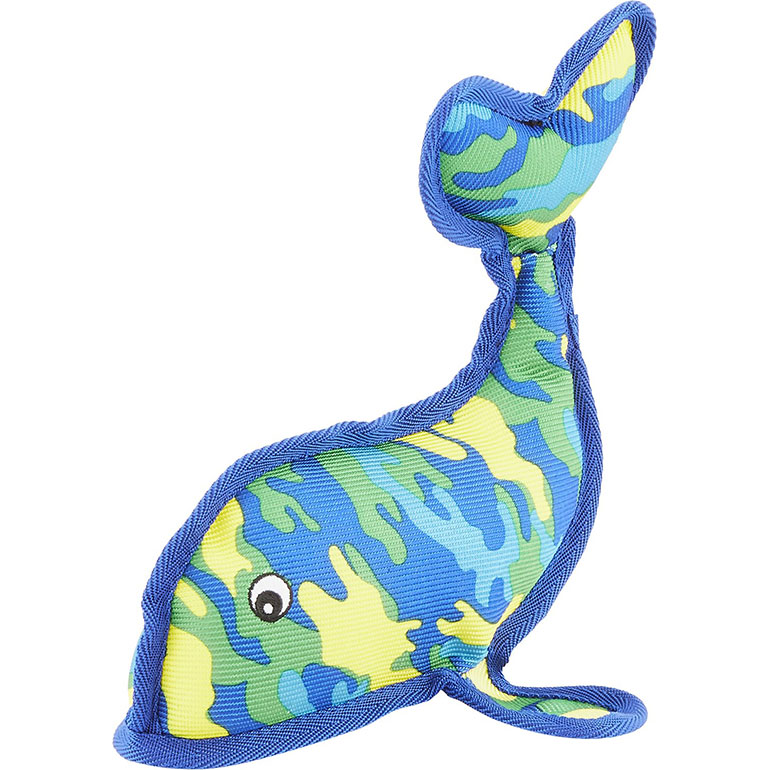 dog water toys - whale toy