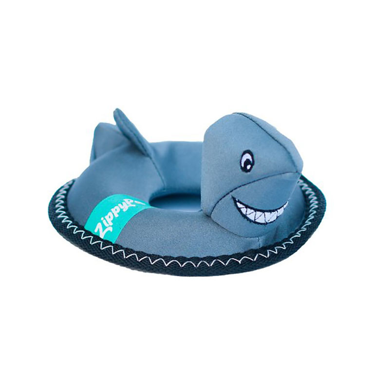 dog water toy - shark toy