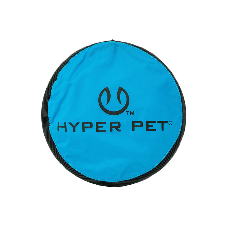 dog water toys- hyper pet flying disc