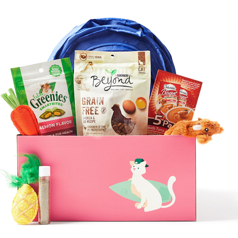 Pet gift boxes