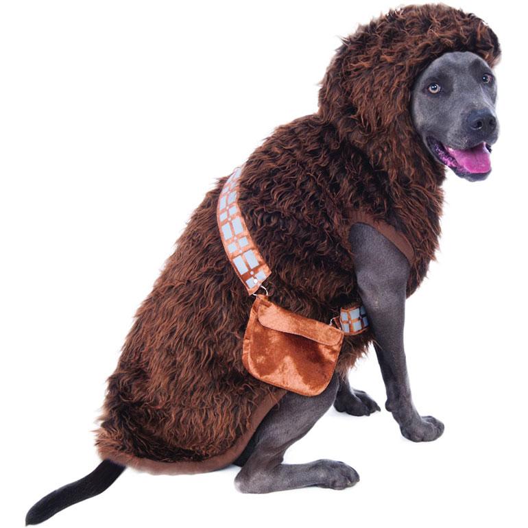 large dog halloween costumes - Star Wars Chewbacca