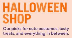 Shop Chewy's Halloween Shop!