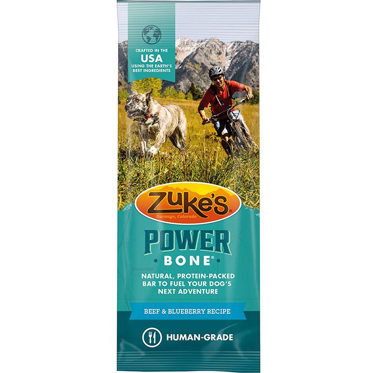 dog hiking gear - protein bar