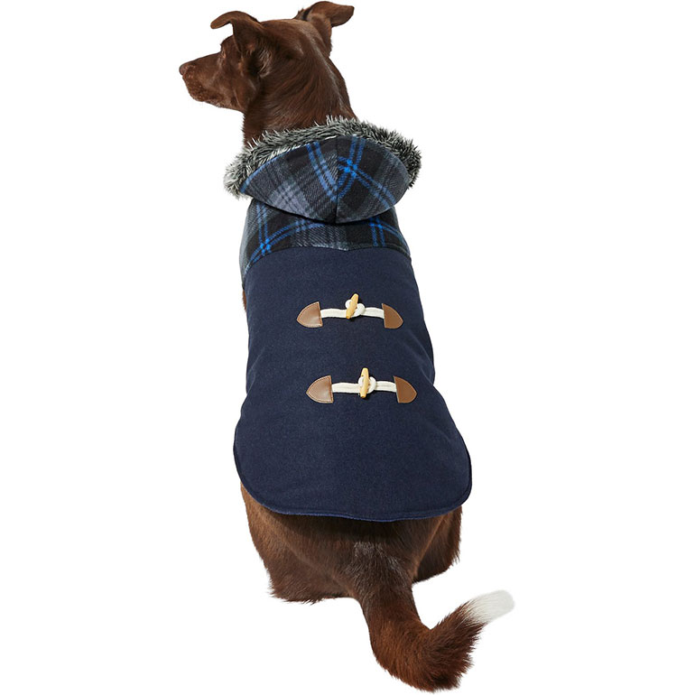 cute dog clothes for fall- dog jacket