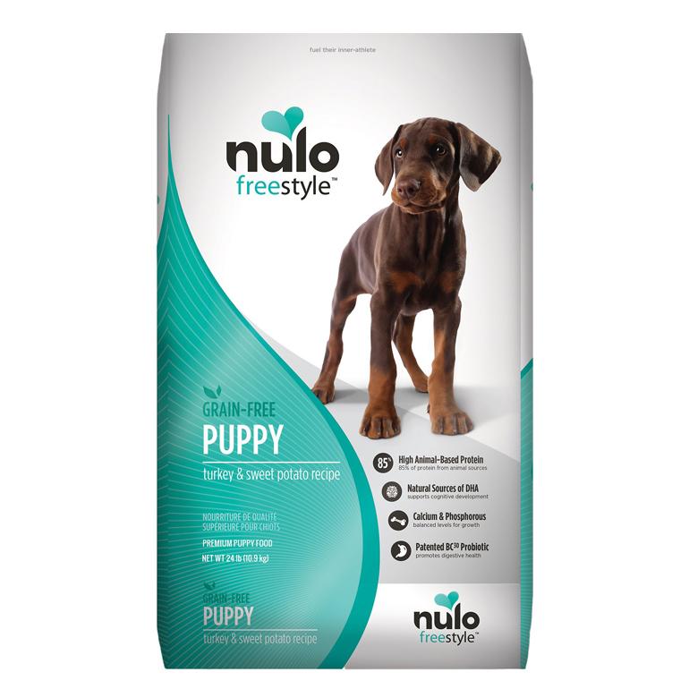 Nulo puppy food