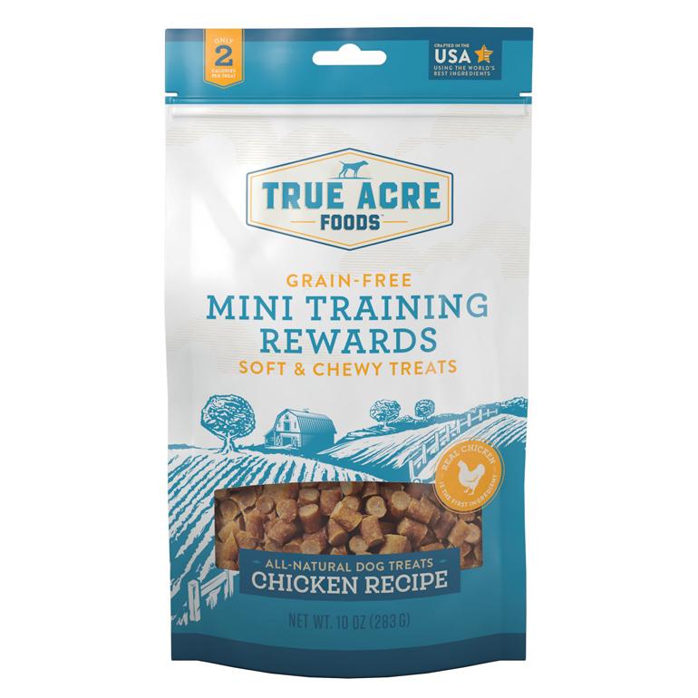 True Acres dog treats