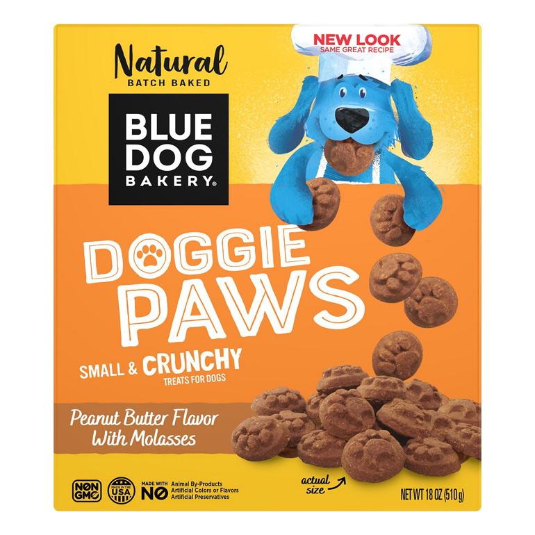 Blue Dog Bakery puppy treats