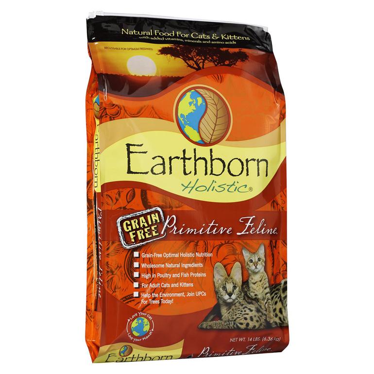 Earthborn kitten food