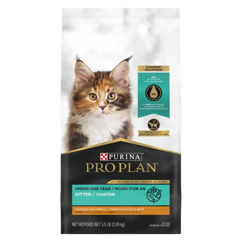 Purina Pro Plan kitten food